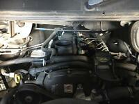 Ford transit complete engine mk7 06-13 low mileage runs perfect with warranty 2.4 RWD