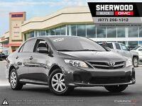 2013 Toyota Corolla Power Options | Low Km's |