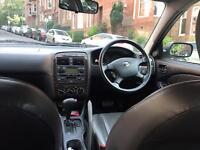 Toyota avensis full year mot automatic