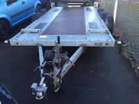 Car Trailer Transporter (2600kg Gross) *HIRE*