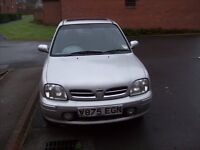 silky smooth AUTOMATIC, engine and gearbox fantastic very low miles for year great motor.