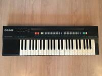 Vintage Casio Casiotone CT-370 Electric Keyboard