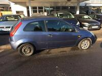 FORD FIESTA STYLE CLIMATE 1.3 55 PLATE.LOW 72k MILES.12 MONTHS MOT