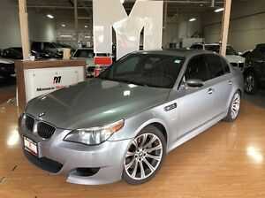 2006 BMW M5 NAVIGATION | PUSH START | DYNAMIC SEAT