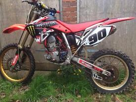 Honda crf 150 2009