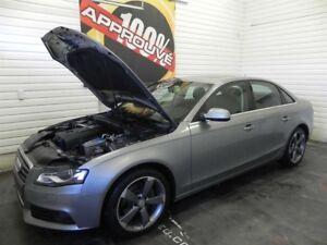 2010 Audi A4 2.0T Premium, Toit ouvrant, Bancs en cuir