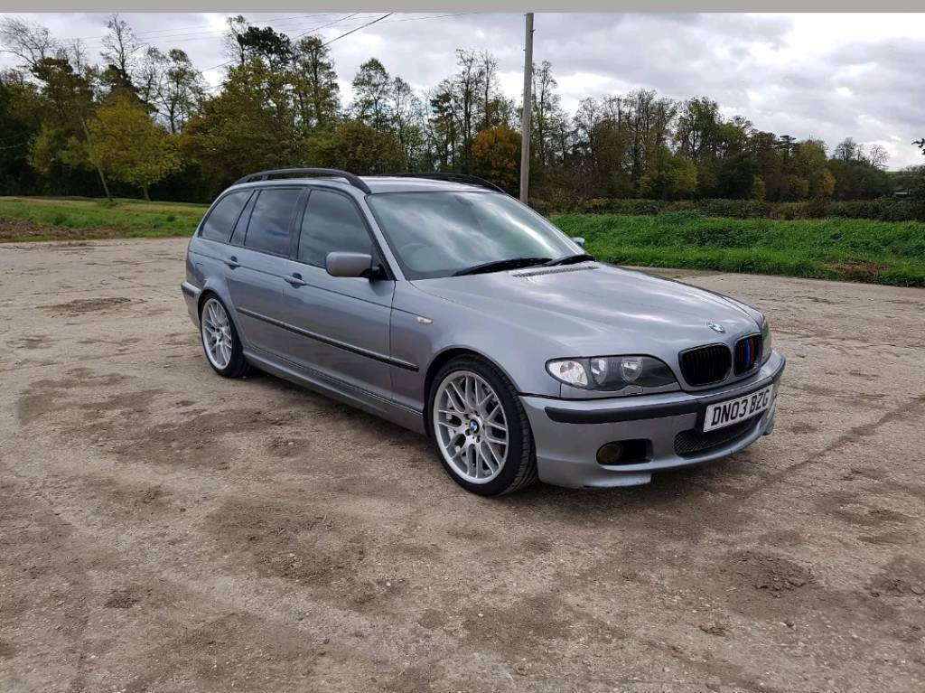 bmw e46 330d touring in letchworth garden city hertfordshire gumtree. Black Bedroom Furniture Sets. Home Design Ideas