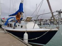 Westerly Centaur Sailing Boat for Sale