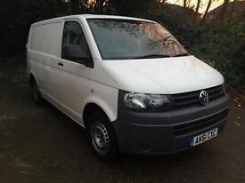 2011 (61 Reg ) NO VAT Volkswagen Transporter 2.0 TDI NO VAT REDUCED