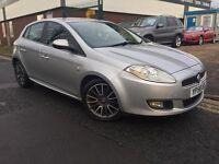 """FIAT BRAVO 1.4 ONE OWNER """"""""58 PLATE"""""""" 2009"""