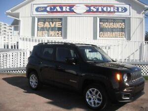 2015 Jeep Renegade North 4WD BLUETOOTH VOICE ASSIST