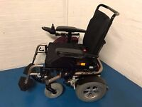 2014 Kymco K-Activ Powerchair 6mph in Bronze Wheelchair