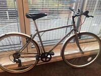 British Eagle hybrid bike