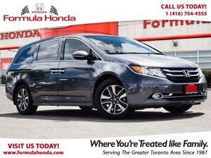2014 Honda Odyssey TOURING | TOP OF LINE | NAVIGATION