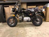 Monkey Bike For Sale * Road Loegal*