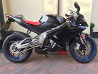 Aprilia rs 125 great clean condition 1 years mot hpi clear