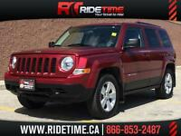 2011 Jeep Patriot North 4WD - Alloy's, Automatic, Power Windows