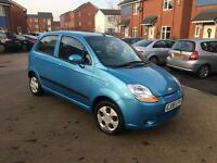 Chevrolet matiz 0.8 automatic