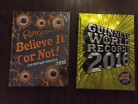 Ripley's Believe it or Not + Guinness Book of Records
