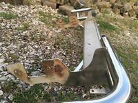 Toyota Hilux rear bumper