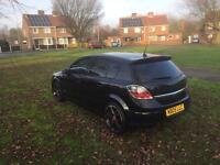 2005 Vauxhall Astra sri cdti 150 bhp leather 114k drives perfect