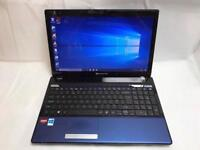 Fast HD Laptop, 4GB, 320GB, Windows 10, HDMI, Microsoft office, Excellent Condition