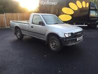 2002/51/reg Vauxhall bravo 2.5DI 4x4 pick up ideal export Delivery can be arranged anywhere in UK