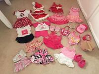 Build a bear outfits and accessories