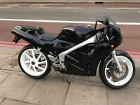Honda vfr 400 mint black