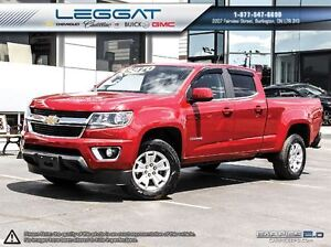 2015 Chevrolet Colorado LT V6! ONLY 10K! *REMOTE START*BACKUP CA