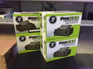 Mackie ProDX8 8-Channel Wireless Digital Mixer / Mackie ProDX8 - Console Digitale Sans fil avex 8 canaux