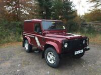 2002 Land Rover Defender 90 County (no VAT)
