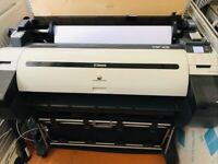 "The Canon imagePROGRAF iPF785 award-winning 36"" wide format printer"
