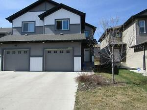 GREAT 3 BDRM DUPLEX IN EDMONTONS NORTHEAST MCCONACHIE LANDING