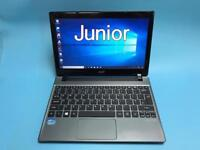 Acer i3 Fast 4GB, 500GB Slim HD Laptop, HDMI, Win 10, Portable Excellent Condition, M office