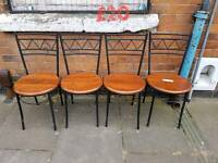 4 dining chairs free delivery in leicester