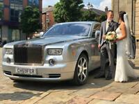Wedding Car / Chauffeur Hire | Rolls Royce Phantom | Bentley Hire | Aston Martin | Porsche Panamera