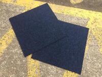 30 Quality Carpet Tiles - 50 x 50cm - Like New
