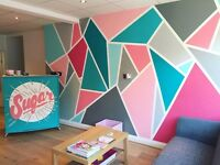 Mural Artists / Bespoke Wall Design / Wall Art