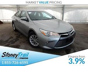 2016 Toyota Camry BACKUP CAMERA! BLUETOOTH! LCD INFOTAINMENT! HE