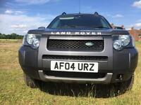 Land Rover Freelander td4 FULL SERVICE HISTORY