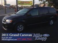 2011 Dodge Grand Caravan SE Stow & Go *Rear Camera
