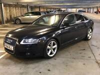 AUDI A6 S LINE TDI 2.0 11 MONTHS MOT MAY PX OR SWAP