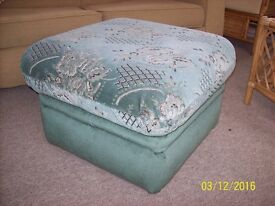 For Sale Large Foot Stool