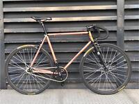APHELION 1962 copper pearl single speed/fixie /fixed gear