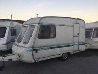 2006 swift silhouette 2 berth abi elddis Avondale caravan Can Deliver