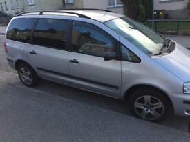 Vw sharan 6 month mot cheapest in the U.K. SOLD