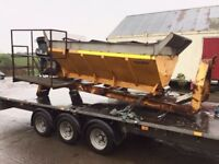 Bunse Epoke S2400 Igloo Gritter Body