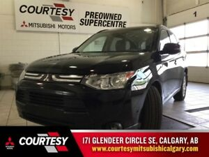 2014 Mitsubishi Outlander GT | Navigation | 3RD Row Seating