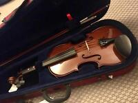 Stentor violin student II outfit full size
